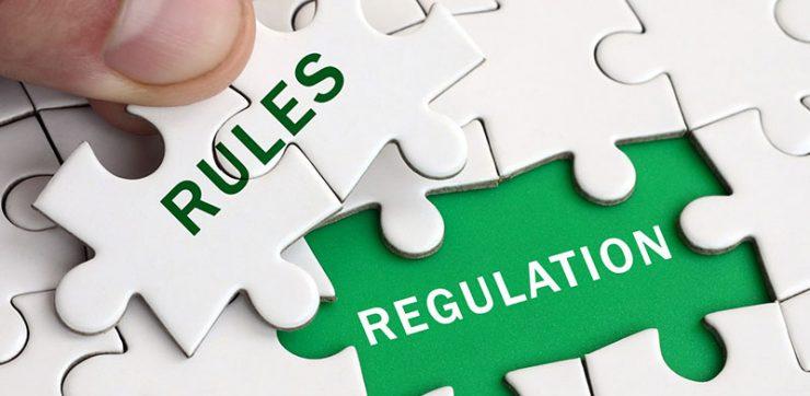 Regulierung und Standards